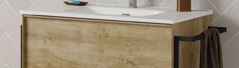 Mueble baño Budapest Sánchez Baños